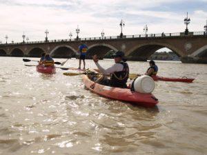 Balade dépaysante dans Bordeaux au fil de la Garonne