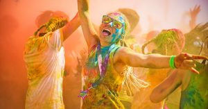 Le Color obstacle rush débarque à Bordeaux