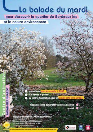 Sorties, Bordeaux Lac, Printemps, Les Pépites Girondines, balades, nature