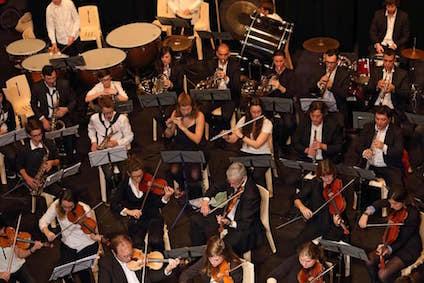 Orchestre, Peer Gynt, Les Pépites Girondines, concert, classique, Le Galet