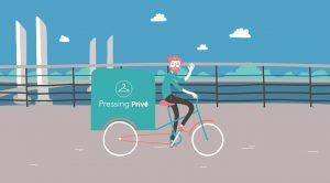Pressing privé  : le Uber de la blanchisserie