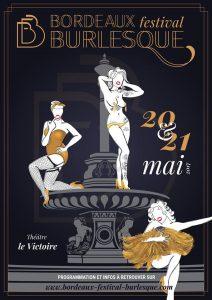 Le Bordeaux Festival Burlesque, show glamour et pétillant