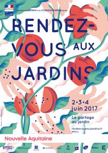Les rdv aux jardins : notre sélection