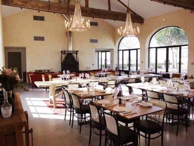 Les Pépites Girondines, 5 restaurants dans les vignes, La Chapelle, Château Guiraud, Sauternes