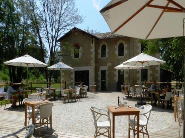 Les Pépites Girondines, 5 restaurants dans les vignes, Le Manège, Léognan