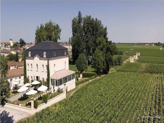 Les Pépites Girondines, 5 restaurants dans les vignes, Pavillon de Margaux