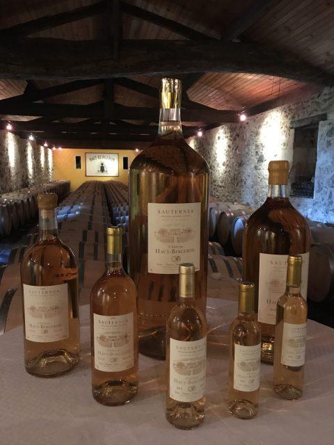 Les Pépites Girondines - Sauternes - Chateau Haut Bergeron