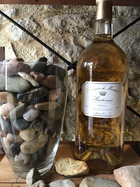 Les Pépites Girondines - Sauternes - Domaine de Monteils