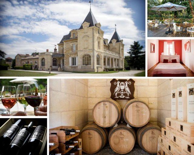 Les Pepites Girondines - Chateau Leognan